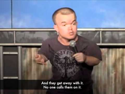 Brad Williams READ MY LIPS (CC)