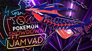 Enter ETERNATUS! Pokemon Sword and Shield! Eternatus Pokemon Showdown Live! by PokeaimMD