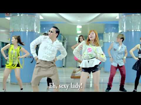 Video PSY - GANGNAM STYLE English Subtitle Full HD download in MP3, 3GP, MP4, WEBM, AVI, FLV January 2017