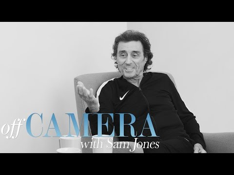 Ian McShane Recounts His First Job and Time Romping Around Drama School with Friend John Hurt