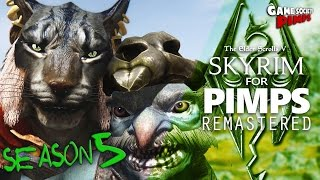 Video Skyrim For Pimps REMASTERED Season 5 - GameSocietyPimps MP3, 3GP, MP4, WEBM, AVI, FLV Juni 2018
