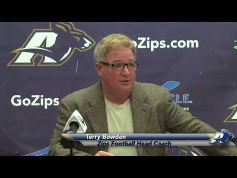Bowden Weekly Press Conference (Sept. 30, 2014)