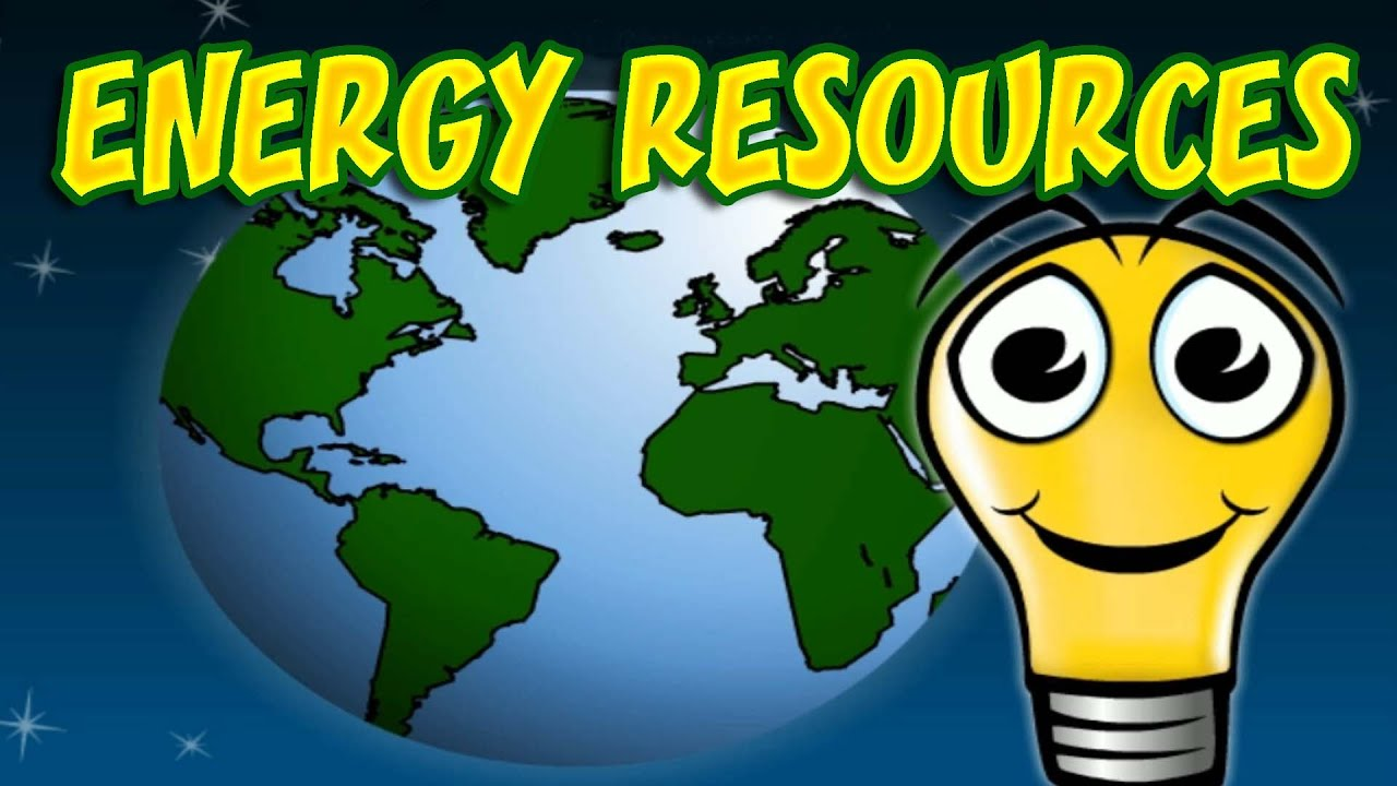 Renewable Energy Resource List - Different Sources of Energy - Plus Educational Video for Kids