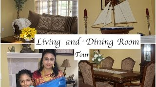 In this video I have given a tour or my living and dining room.I have shown an Indian home tour.I have shown how I have organized my living and dining room a...
