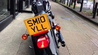10. 2010 HARLEY-DAVIDSON FAT BOY SPECIAL FLSTFB @ West Coast Harley-Davidson, Glasgow, Scotland