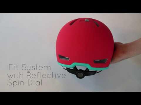 Todo detalles para el Tracer de Nutcase Helmets