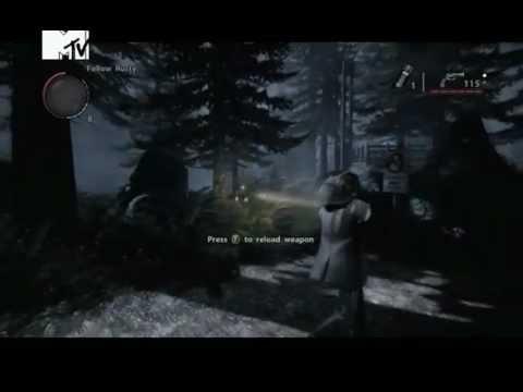 Икона Видеоигр  Alan Wake