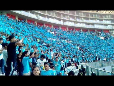 Extremo Celeste  | Sporting Cristal campeón 2016 - Extremo Celeste - Sporting Cristal