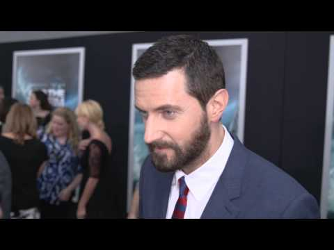 Into the Storm: Richard Armigage Excluive Premiere Interview