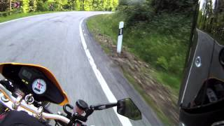 4. Speed Triple 955i (Bj. 2004) - GoPro