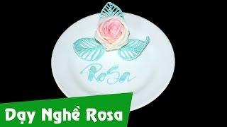 Cạo socola - Sủi hoa hồng  - Bài 11