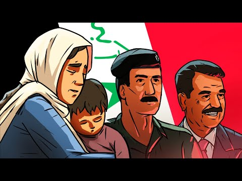 Iraq War from the Iraqi Perspective | Animated History