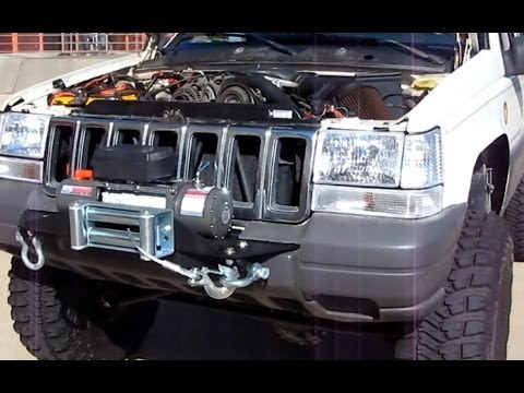 How To Remove Zj Bumper With Pictures Videos Answermeup
