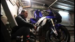 6. Yamaha yzf-r1 2001 как первый мотоцикл + замена масла и откровения новичка первосезонника