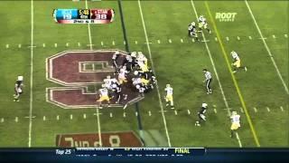 Jonathan Martin vs UCLA 2011