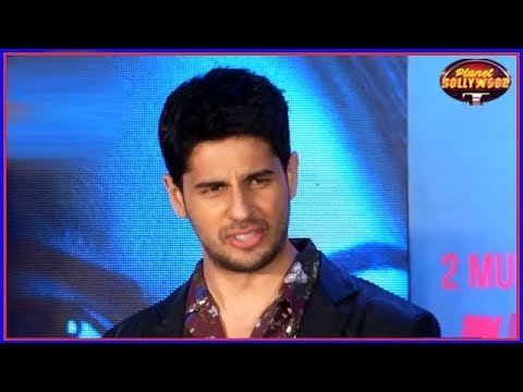 Sidharth Malhotra Unhappy With 'Ittefaq's Box