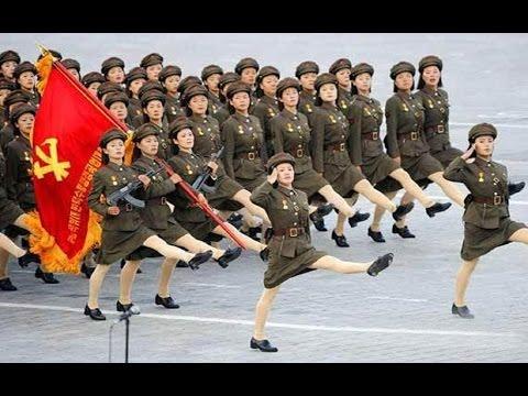 揭密朝鮮女兵退伍後為何無人敢娶?