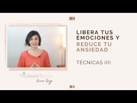 LIBERATE DE EMOCIONES REPRIMIDAS
