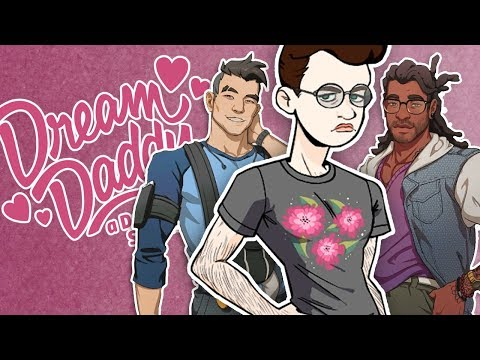 I MET SOME DADS - Emimi Plays Dream Daddy: Part 2