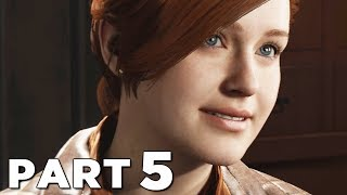 SPIDER-MAN PS4 Walkthrough Gameplay Part 5 - MARY JANE (Marvel's Spider-Man)