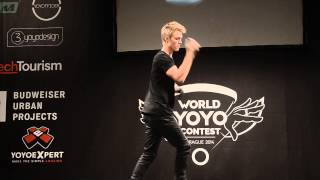 This Yo-Yo World Champion Is So Fast That You Need Slow Motion To Watch His Amazing Performance