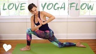 Video Yoga For Weight Loss - Love Yoga Flow MP3, 3GP, MP4, WEBM, AVI, FLV Maret 2018