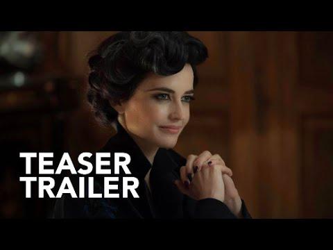 Preview Trailer La casa per bambini speciali di Miss Peregrine, primo trailer italiano