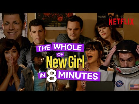 New Girl - 3 Seconds From Every Episode