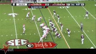 David Andrews vs South Carolina (2014)
