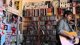 Ben Gibbard NPR Music Tiny Desk Concert