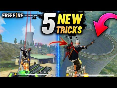 Top 5 New Secret Tips & Tricks In Free Fire 2021-x2daygamer