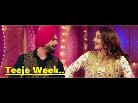 Teeje Week Jordan Sandhu (Lyrics) | Bunty Bains, Sonia Mann | The Boss | Latest Punjabi Songs 2018