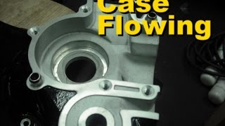6. Crankcase Flowing - Part 1 What to remove and why
