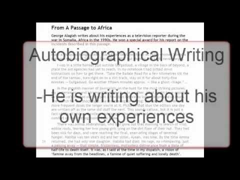 2 igcse english anthology texts