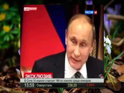 При выключенной камере Путин устраивает настоящий разнос чиновникам (видео)