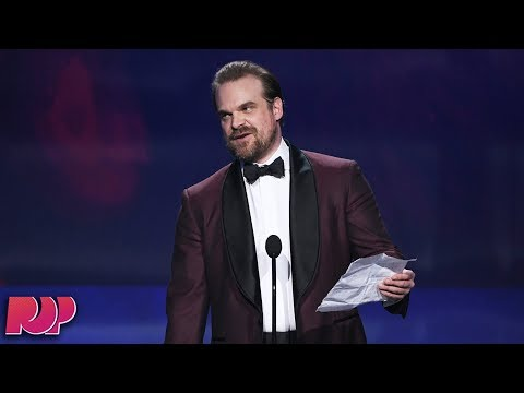 David Harbour To Officiate Fan's Wedding After Viral Tweet