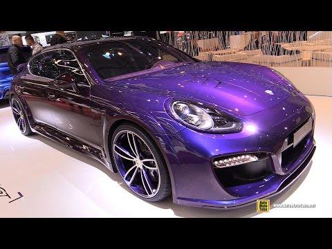Porsche panamera turbo s салон фотография