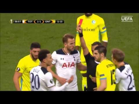 Tottenham Hotspur vs KAA Gent Europa League All Goals & Highlights 23/02/2017