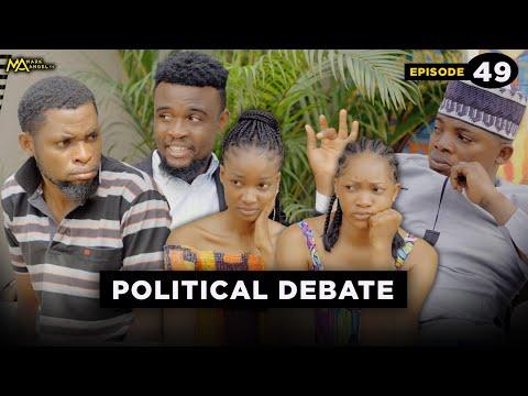 POLITICAL DEBATE - Episode 49  Caretaker Series (Mark Angel TV)