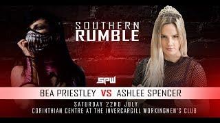 Download Lagu FREE MATCH: Bea Priestley vs Ashlee Spencer (SPW New Zealand Womens Wrestling Match) Mp3