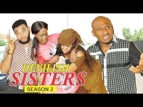 DEVILISH SISTER 2  - LATEST NIGERIAN NOLLYWOOD MOVIES || TRENDING NOLLYWOOD MOVIES