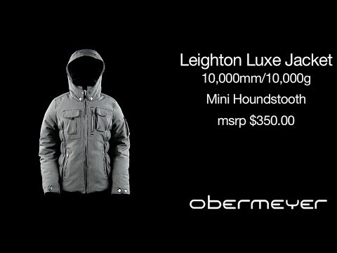 Obermeyer Leighton Luxe Jacket