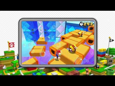 Super Mario 3D Land Gets Revealed