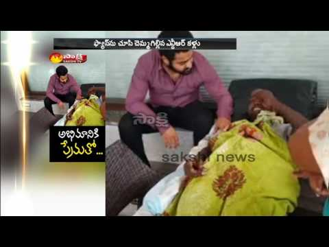Bengaluru cancer patient gets last wish fulfilled, meets Junior NTR