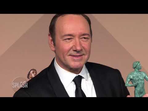 Kevin Spacey loses bid to name accuser | Daily Celebrity News | Splash TV