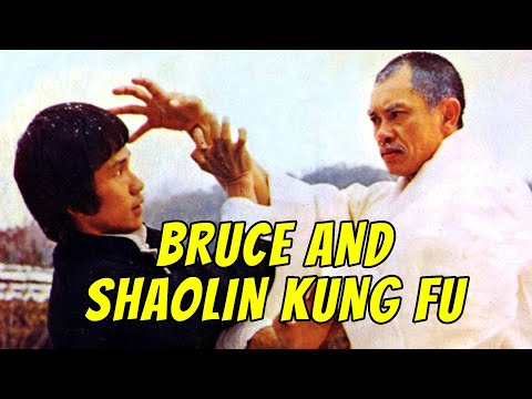 Wu Tang Collection - Bruce And Shaolin Kung Fu