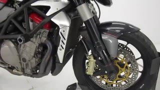 8. 2007 MV AGUSTA BRUTALE 910R @ iMotorsports A1368