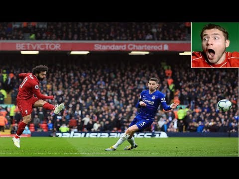 LIVERPOOL 2-0 CHELSEA LIVE REACTIONS TO GOALS | FANZONE HIGHLIGHTS