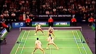 Video 1997 AE Final XD TrikusHeryanto MinartiTimur vs LiuYong GeFei MP3, 3GP, MP4, WEBM, AVI, FLV November 2018