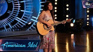 Video Carly Moffa Auditions for American Idol With Original Song - American Idol 2018 on ABC MP3, 3GP, MP4, WEBM, AVI, FLV Agustus 2018